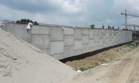 SERBIA - Access ramps in Reinforced Earth® for the bridge Europa in Novi Sad   Freyssinet News
