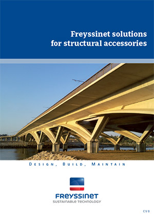 Earthquake protection devices  Brochure  Freyssinet