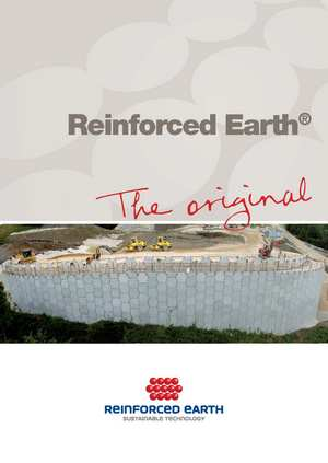 Reinforced earth  Brochure  Freyssinet