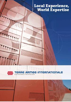 Terre Armee reinforced earth  Brochure  Freyssinet