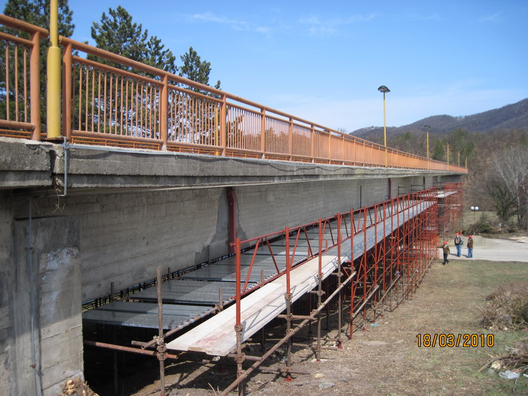 The Viaduct at Gamzigrad Spa
